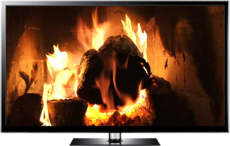 Fireplace Video Download with Free Screensaver