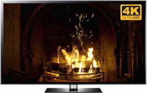fireplace video background