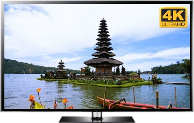 Bali Relaxation Video Floating Temple 4K