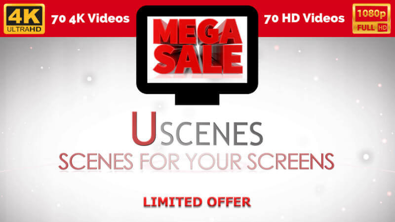 4K and HD Video Downloads Sale