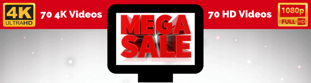 Relaxation videos Black Friday Cyber Monday Sale TV screensavers